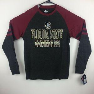 Florida State Seminoles FSU T-Shirt Long Sleeve